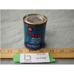 Whiz Zorbit Gas Lines Tin 2.75  T