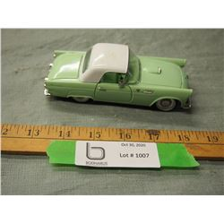 "1955 Ford Thunderbird Car 5.25"" L"