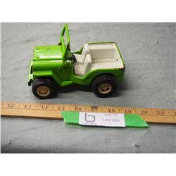 """Tonka Jeep 6"""" L"""