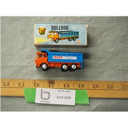 "Marx Bulldog Truck 3"" Long and Box"