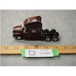 "Toy Hershey's Semi Truck 5.5"" Long"