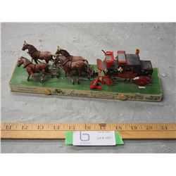 Mail Coach Toy (Broken Parts)
