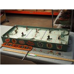 Pro Hockey Game with Metal Players (Extra Team Player) Eagle Toy LTD