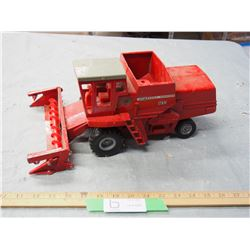 "Massey Ferguson 760 Combine Toy 14.5"" Long"