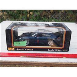 Porsche 911 Targa 1/18 Scale