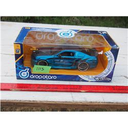 Ford Mustang GT Hot Wheels 1/18 Scale