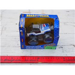 Road and Track Pepsi Truck Friction Truck 6 by 4.5""