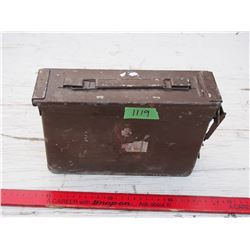 Military Ammo Box 3 by 11