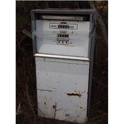 "Bennett Gas Pump 53"" T (LOCATED 10MINS NORTH OF SASKATOON)"