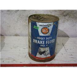 Whiz 5 Gallon Pail Brake Fluid