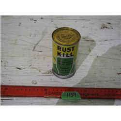"Automobile Cooling System Tin Rust and Kill 4.75"" T"