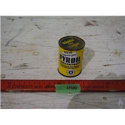 "Pyroil Tin 2.75"" T"