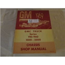GMC 1969 Truck Service Manual