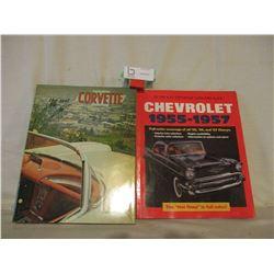 Chevrolet and Corvette 1950s History Book