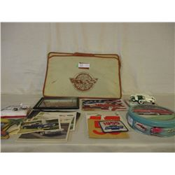 Assorted Chevrolet 1950s Pictures and Memorabilia