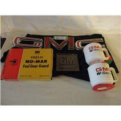 GMC Chrome Grill Letters, Mugs and Memorabilia