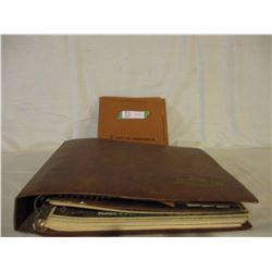 1971 Olds Trim Catalog and 1971 Chevrolet Interior Fabric Catalog