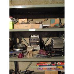 Large Amount of Assorted Vintage Auto Parts