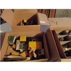 3 Boxes of Vintage GM Parts