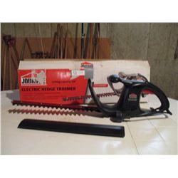 N.I.B Electric Hedge Trimmer