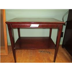 """End Table 16 by 24 by 22"""""""
