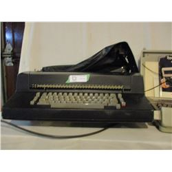 18M Typewriter and Canon Typewriter