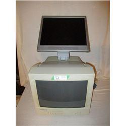 Pair of Computer Monitors in Box