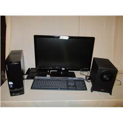 Desktop Computer and Accessories