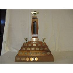 "567 Club Competitive Choice 1977-1979 Trophy 24"" T"