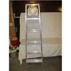 Aluminum Step Ladder 6FT