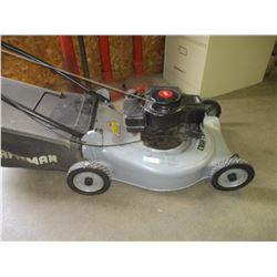 Craftsman Lawn Mower with Bagger 3.5 Horse Power Engine
