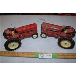 2X THE MONEY - 1-H Diecast Toy Tractors