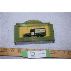 N.I.B Harrods Diecast Toy Truck