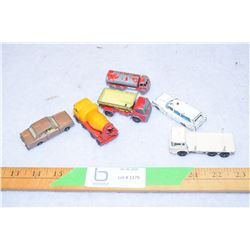 Vintage Die Cast Toy Lot 3
