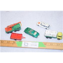 Vintage Die Cast Toy Lot 6