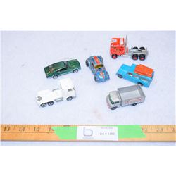 Vintage Die Cast Toy Lot 7