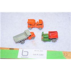RARE 1950s Lesney Minatare Toys