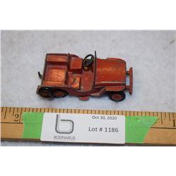 Dinky Toys - Jeep ZSY