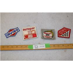 Collector Vintage Patches 2