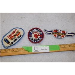 Collector Vintage Patches 3