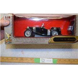 1947 MG Miget 1:18 (Road Signature)