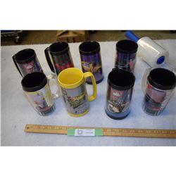 Mac Tools Cups, Hot Rods, Motorbikes