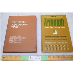 1960s Triumph Autobooks