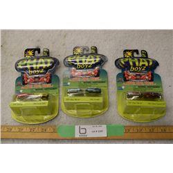 3 Phat Boyz Cars