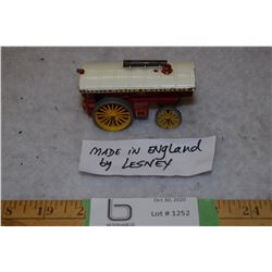 Lesney Steam Tractor