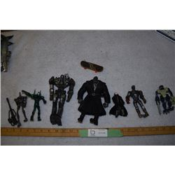 Misc Figurine Lot