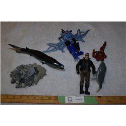 Misc Figurine Lot
