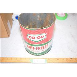 Co-Op Antifreeze