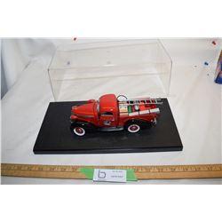 Die Cast Truck (Broken Bumper)