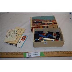 Vintage Lego Toy